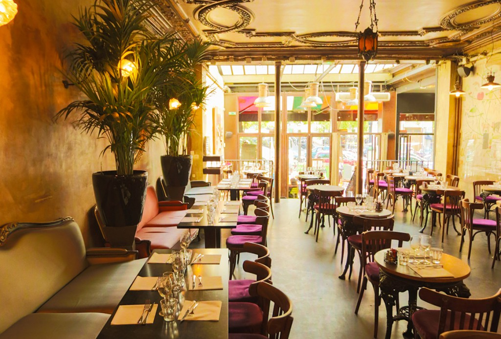 Delaville - Restaurant le paris lutetia ...